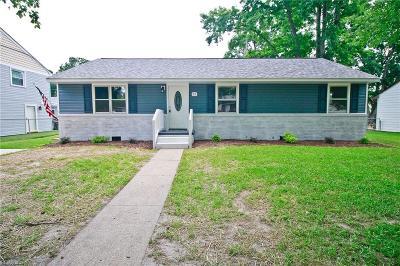 Hampton Single Family Home New Listing: 23 Lancaster Ter