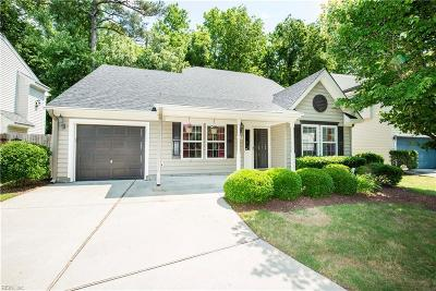 Chesapeake Single Family Home New Listing: 1221 Queens Gate