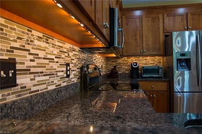 Newport News Single Family Home New Listing: 382 Emily Dickinson N