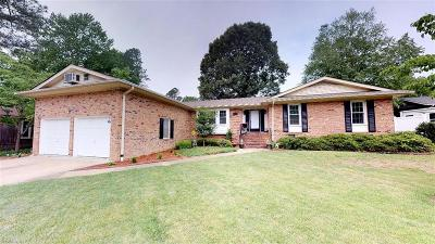 Williamsburg Single Family Home New Listing: 112 Massacre Hill Rd