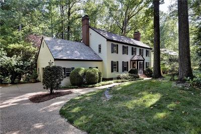 Williamsburg Single Family Home New Listing: 18 Ensign Spence