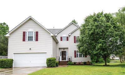 Williamsburg Single Family Home New Listing: 5509 Staunton Ct