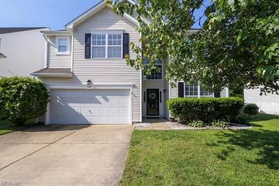 Virginia Beach Single Family Home New Listing: 1849 Somersby Ln