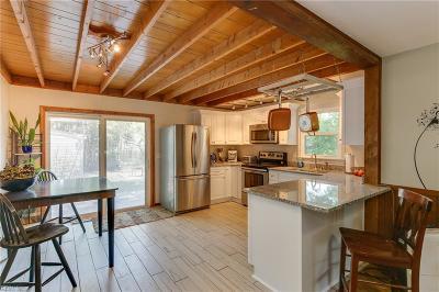 Chesapeake Single Family Home New Listing: 2808 Princeton Ave