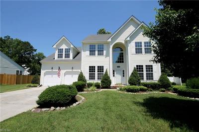 Suffolk Single Family Home New Listing: 1018 Sawtooth Dr