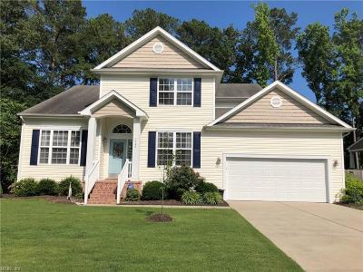 Chesapeake Single Family Home New Listing: 1949 Lemonwood Rd