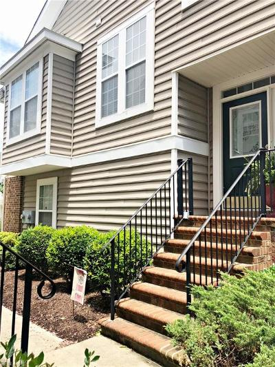 Suffolk Single Family Home New Listing: 2014 Dock Landing Ct