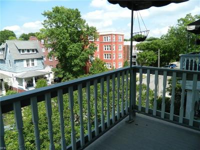 Norfolk Single Family Home New Listing: 1019 Westover Ave #17