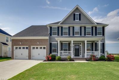 Chesapeake Single Family Home New Listing: 2108 Bellflower Way