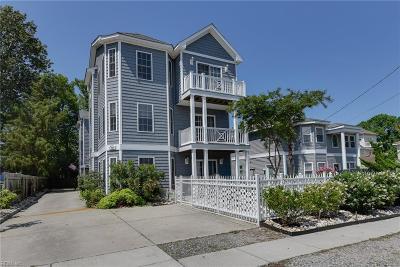 Virginia Beach VA Single Family Home New Listing: $467,000