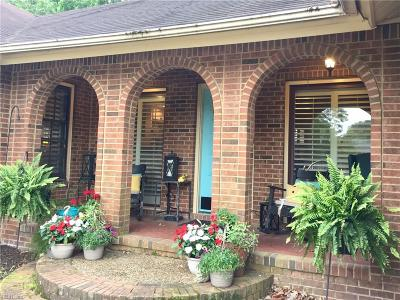 Virginia Beach Single Family Home New Listing: 4817 Admiration Dr
