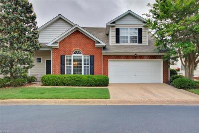 Williamsburg Single Family Home New Listing: 4504 Basswood Way