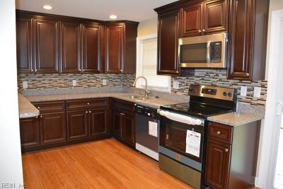 Chesapeake Single Family Home New Listing: 2716 Cedar Rd