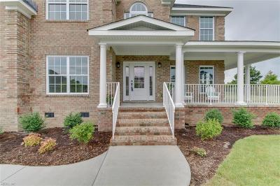 Virginia Beach Single Family Home New Listing: 3128 Coopers Arch