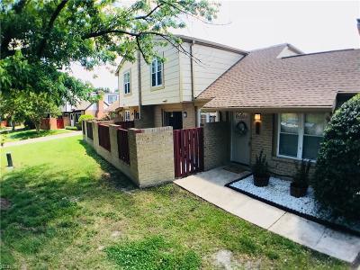 Virginia Beach VA Single Family Home New Listing: $199,900