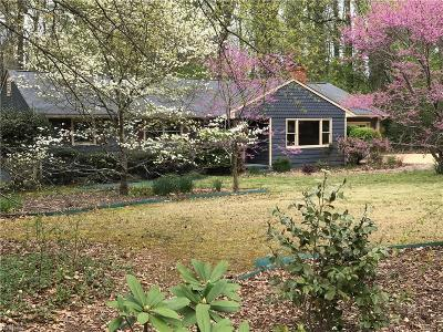 Williamsburg Single Family Home New Listing: 106 Vaiden Dr