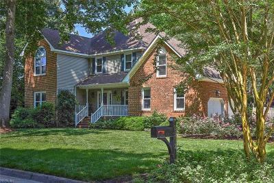 Virginia Beach VA Single Family Home New Listing: $535,000