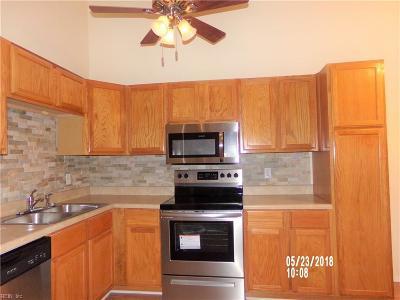 Virginia Beach VA Single Family Home New Listing: $129,900