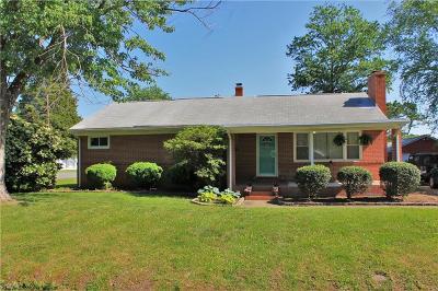 Hampton Single Family Home New Listing: 501 Rogers Ave