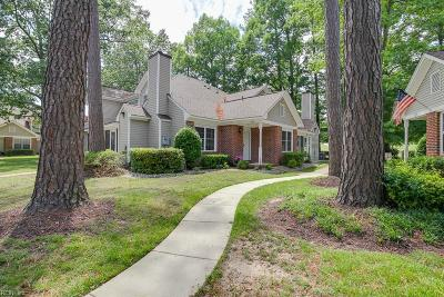 Newport News Single Family Home New Listing: 723 Mashie Ct