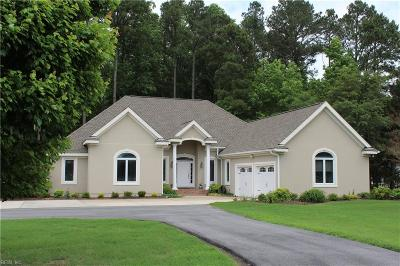 Suffolk Single Family Home New Listing: 2312 Kings Fork Rd