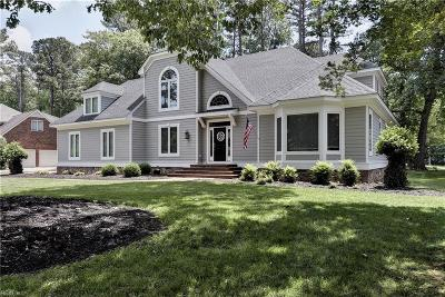 Williamsburg Single Family Home New Listing: 609 Fairfax