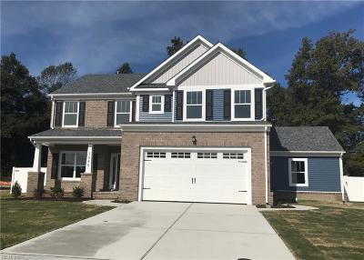 Chesapeake Single Family Home New Listing: 3649 Kathys Way