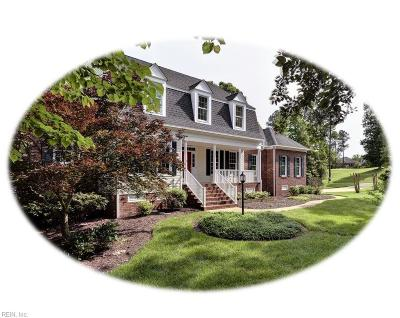 Williamsburg Single Family Home New Listing: 183 Waterton