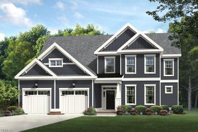 Chesapeake Single Family Home Under Contract: 436 Graphite Trl