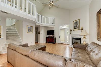 Chesapeake Single Family Home New Listing: 116 Esplanade Pl