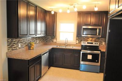 Virginia Beach VA Single Family Home New Listing: $174,500