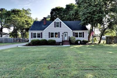 Newport News Single Family Home New Listing: 1232 Tyler Ave