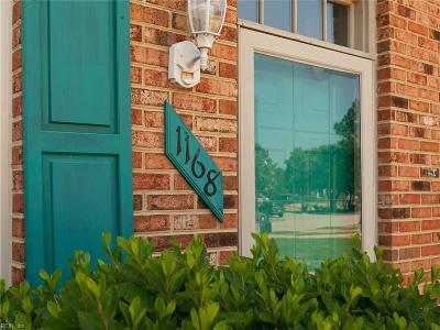 Chesapeake Single Family Home New Listing: 1168 Killington Arch
