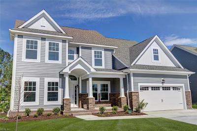 Chesapeake Single Family Home New Listing: 3328 Reserve Trl