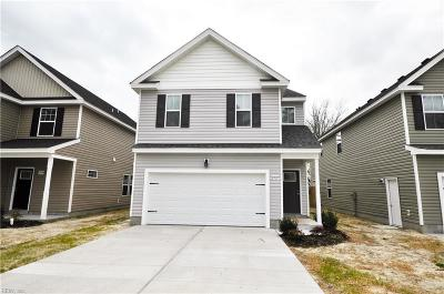 Chesapeake Single Family Home New Listing: Mm Poplar @ The Cottages