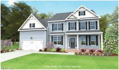Chesapeake Single Family Home Under Contract: 236 Dunway Ln