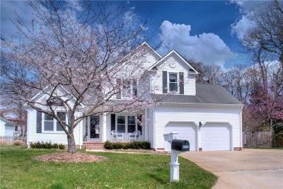 Chesapeake Single Family Home New Listing: 3418 Albury Ct