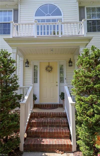 Chesapeake Single Family Home New Listing: 812 Bryson Arch