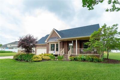 Chesapeake Single Family Home New Listing: 901 Bakerloo Ct
