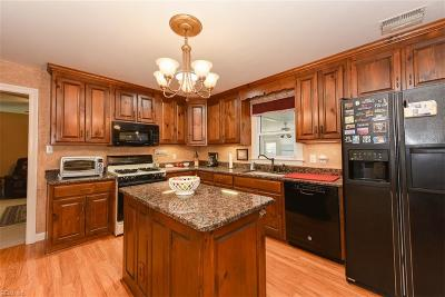 Suffolk Single Family Home New Listing: 119 Queen Annes Ct