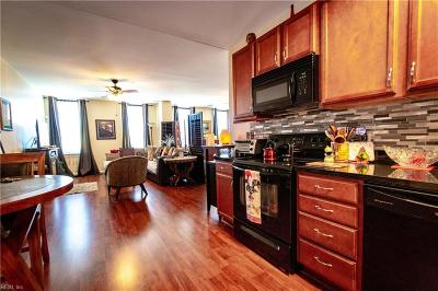 Chesapeake Single Family Home New Listing: 801 Poindexter St #311