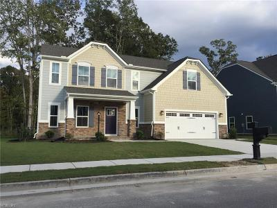 Chesapeake Single Family Home Under Contract: 2233 Summer Breeze Rd