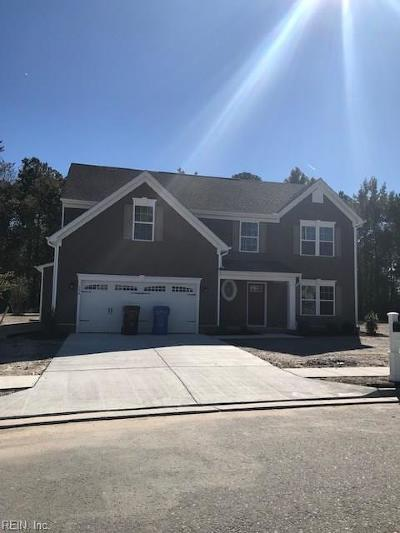 Chesapeake Single Family Home Under Contract: 534 Schaefer Ave