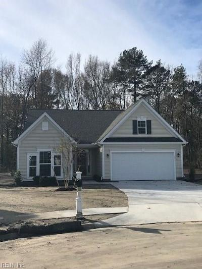 Chesapeake Single Family Home Under Contract: 504 Schaefer Ave