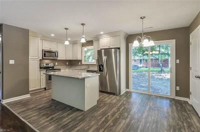 Chesapeake Single Family Home New Listing: 3365 Dunedin Dr