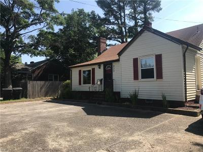 Portsmouth Single Family Home New Listing: 711 Rodman Ave