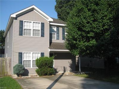 Chesapeake Single Family Home New Listing: 2119 Weber Ave