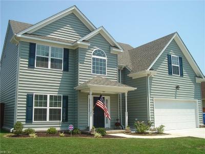 Chesapeake Single Family Home New Listing: 1304 Waycroft Reach