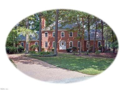 Williamsburg Single Family Home New Listing: 7 Parke Ct