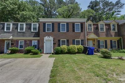 Portsmouth Single Family Home New Listing: 3407 Wheatfield Ct